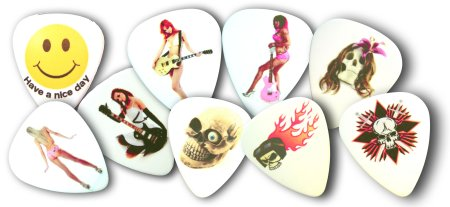 Cool picks