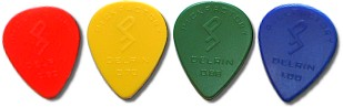 Guitar picks - Pickfactory standard picks